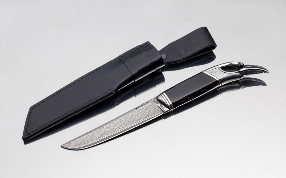 Нож Черный ворон