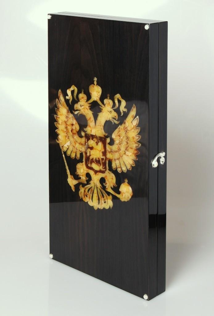 Нарды Герб России