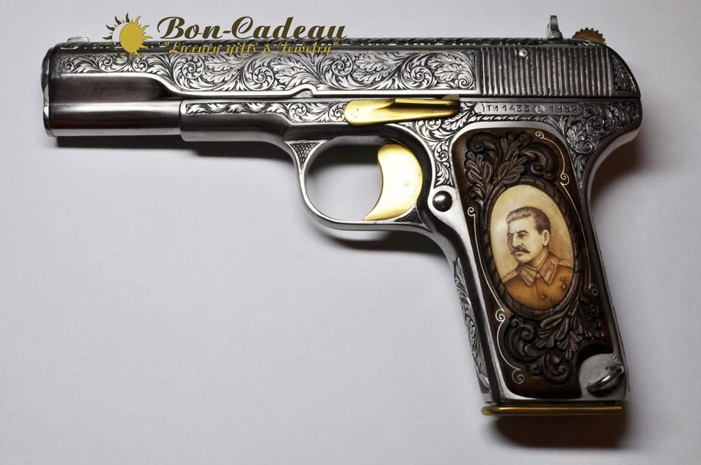 Пистолет сигнальный ТТ - Сталин