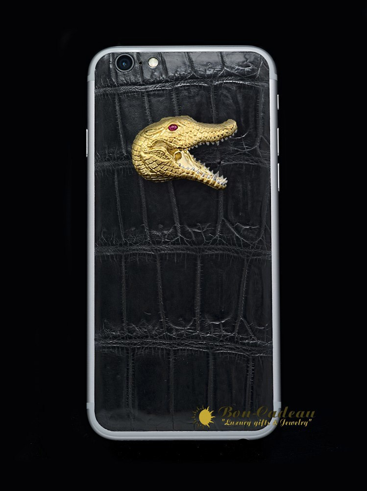 iPhone 7 plus золотой орёл
