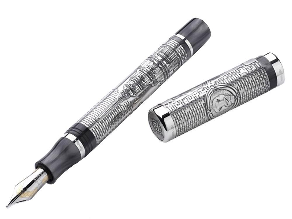 Ручка перьевая Санкт-Петербург (Перо F)