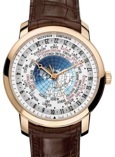 Vacheron Constantin Traditionnelle World Time 86060/000R-9640