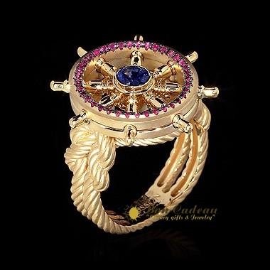 Кольцо Морское (штурвал)