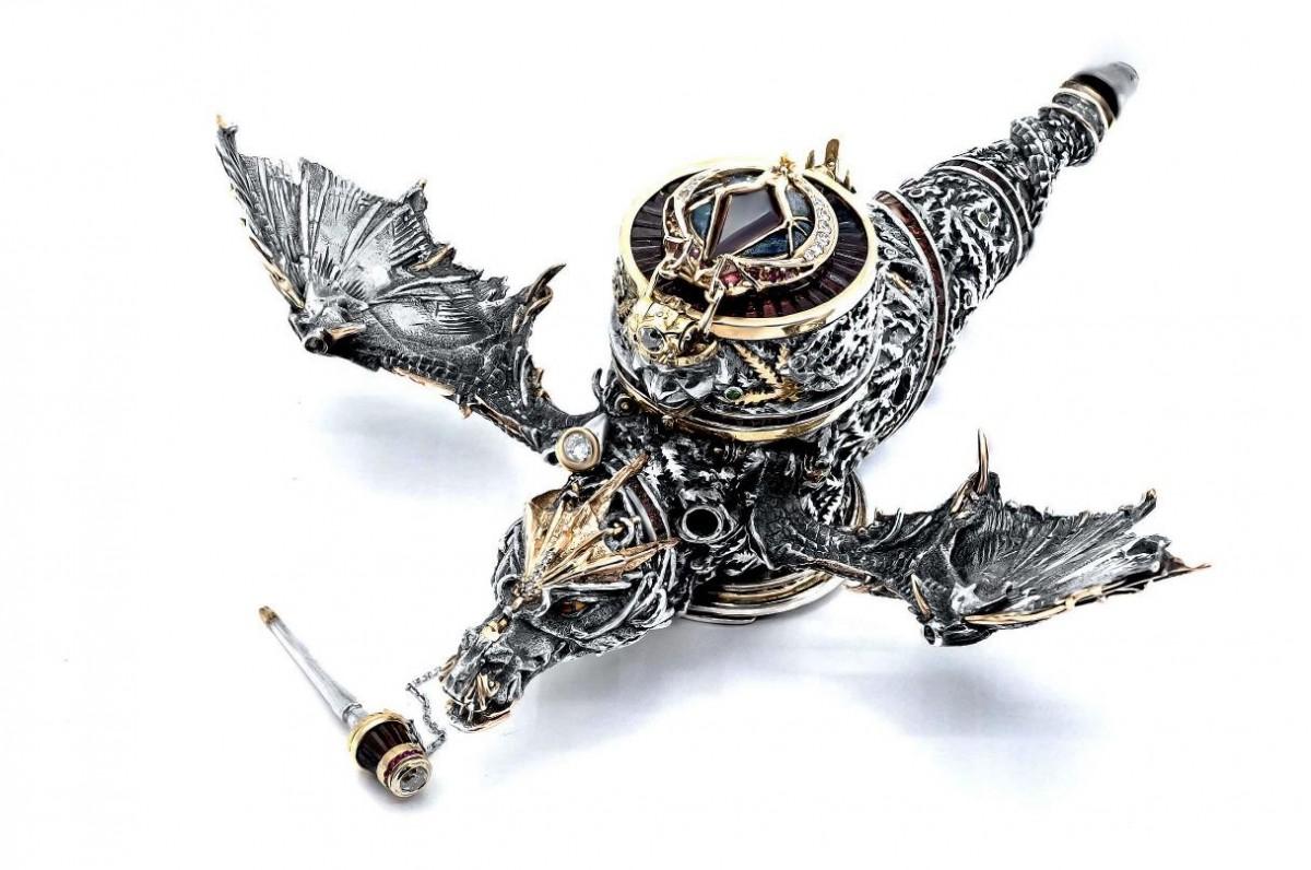 Курительная трубка Дракон
