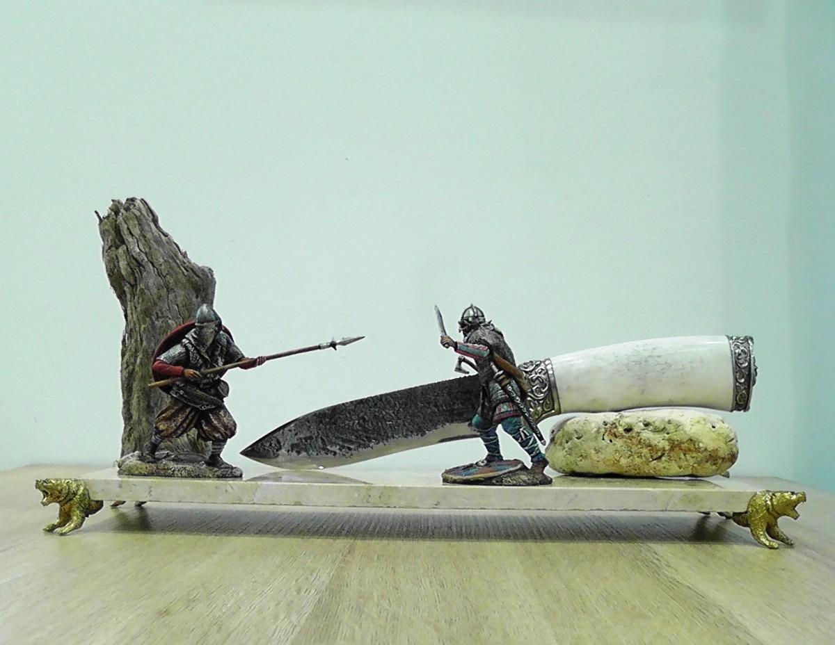 Нож - жизнь варваров
