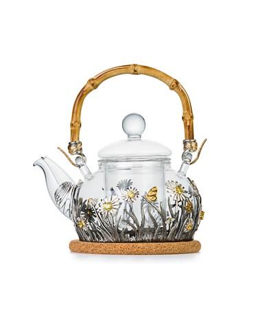 Чайник Ромашковое поле