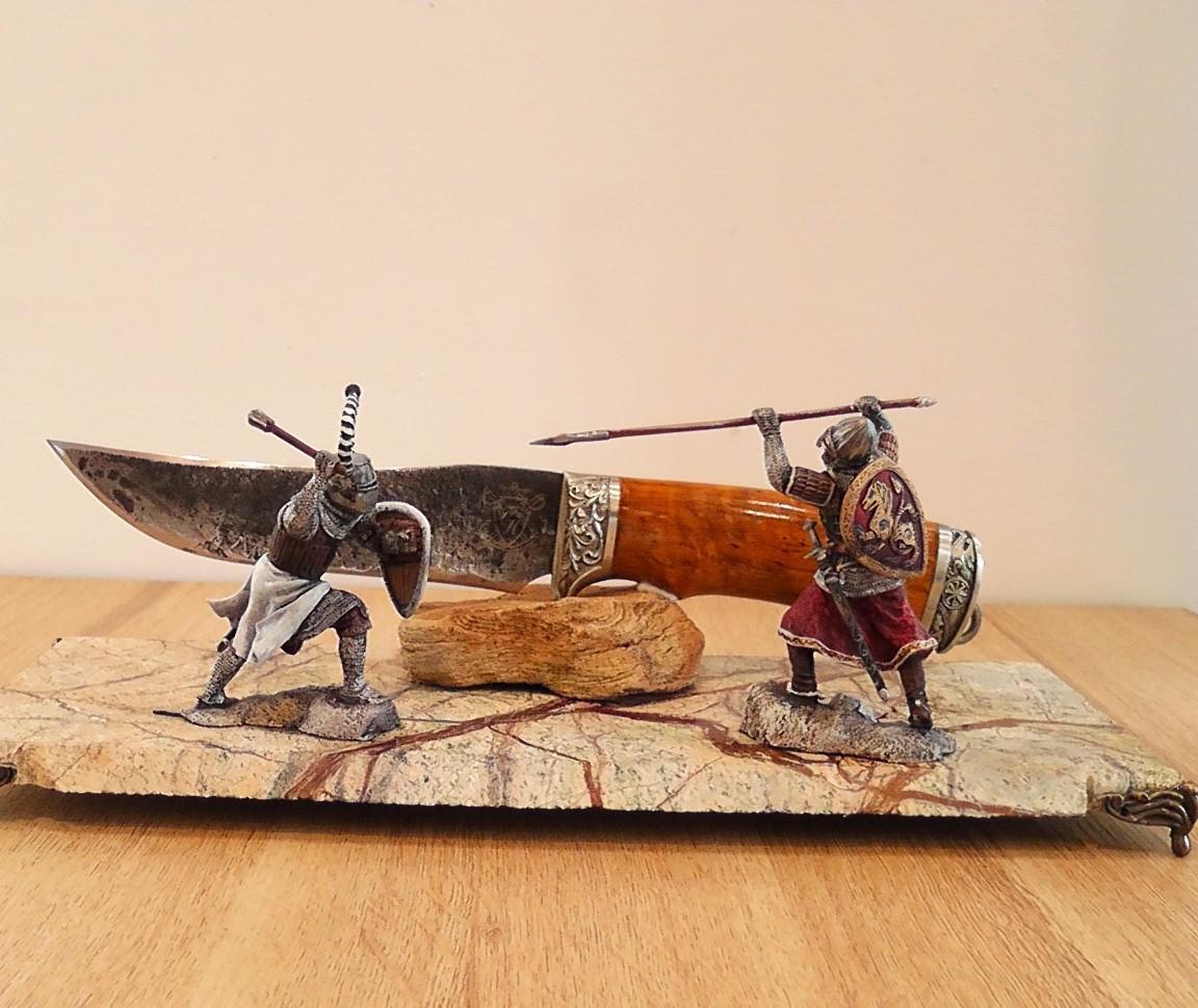 Нож - битва за Копорье