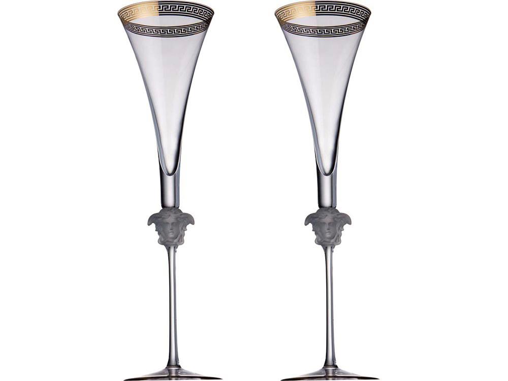 Бокалы для шампанского от VERSAGE