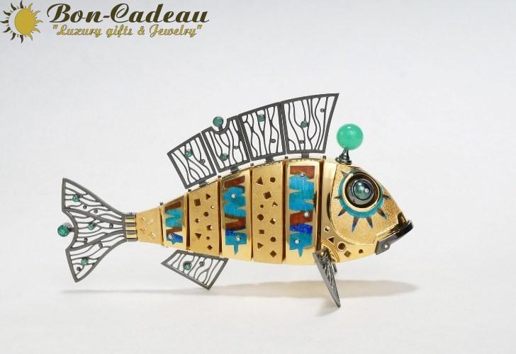 Кинетическая Рыба