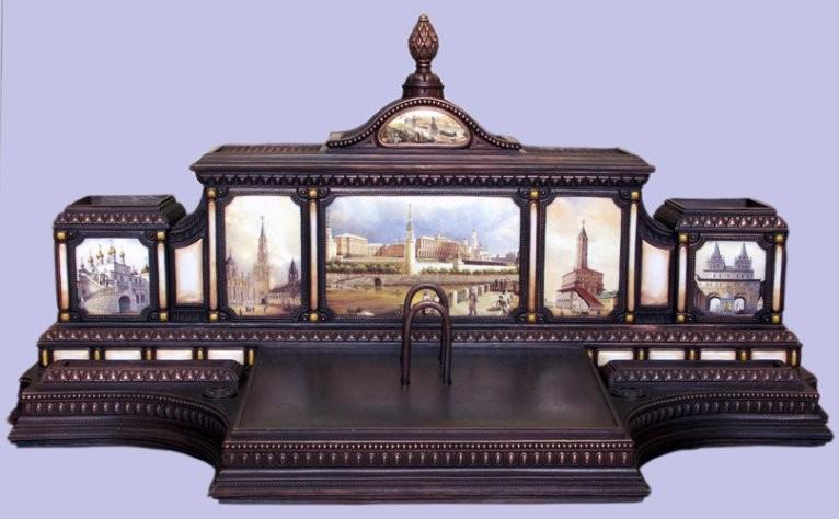 Письменный прибор Старая Москва