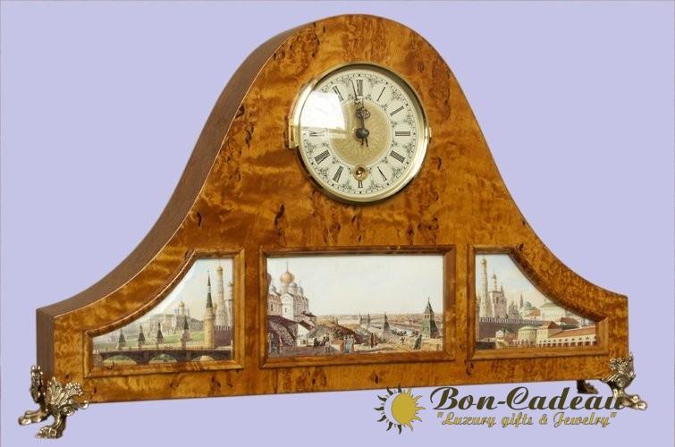 Настольные часы Старая Москва
