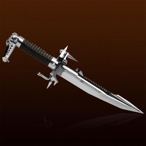 """Подарочный нож """"Аллигатор"""""""