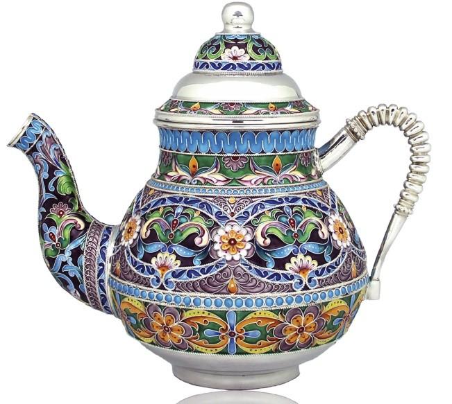 Чайник заварочный Царский