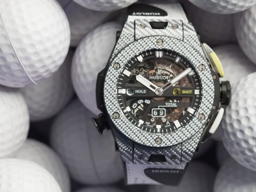Часы Hublot Big Bang Unico Golf.