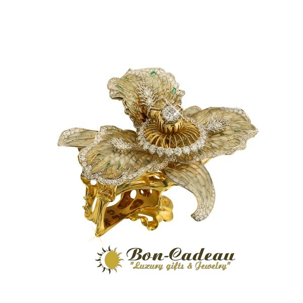 Кольцо «Fleur de Lys»