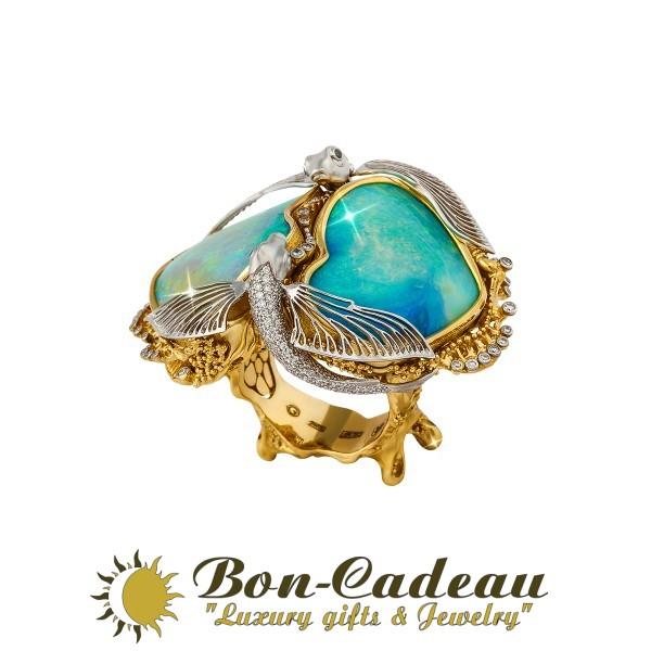 Кольцо «Острова любви»