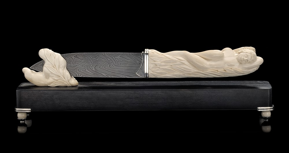"""Нож """"Спящая красавица"""""""