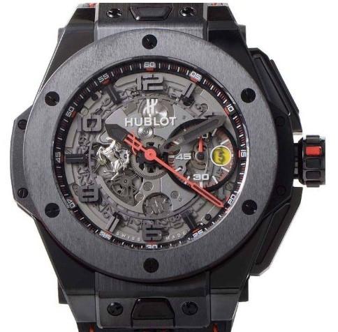 Hublot Big Bang Ferrari All Black 45