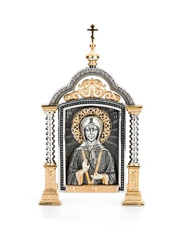 Настольная икона Матрона