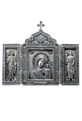 Складень Казанская Богоматерь