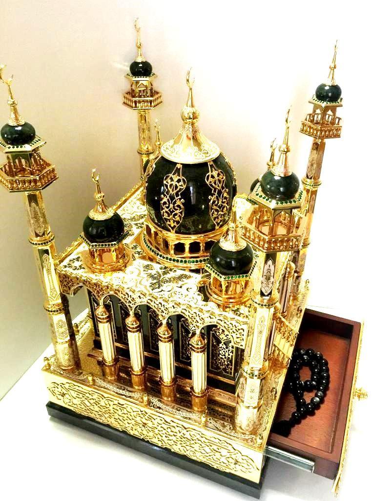 Уменьшенная копия Мечеть