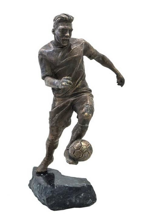 Скульптура из бронзы Лионель Месси