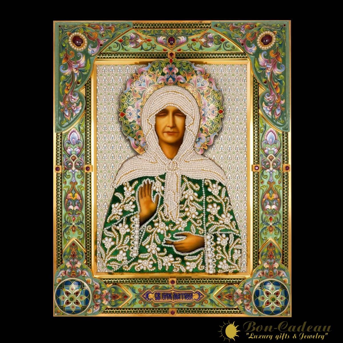 Ювелирная икона Матрона (31 см)