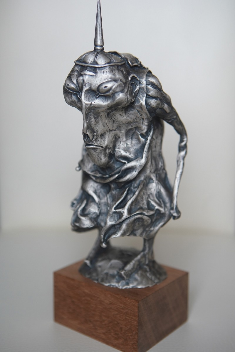 Воин из серебра (Даши Намдаков)
