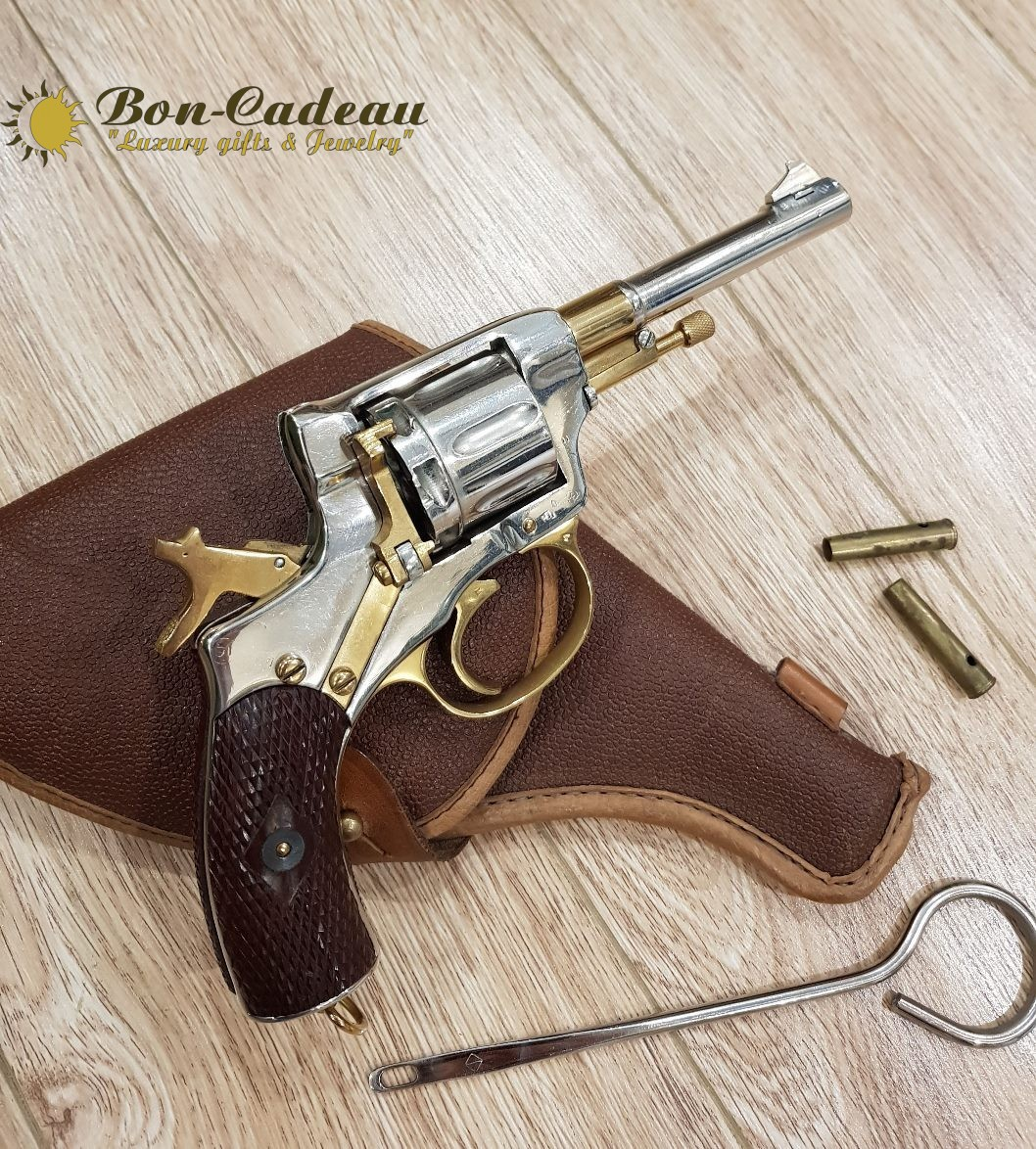 Генеральский револьвер «Наган» (ММГ)