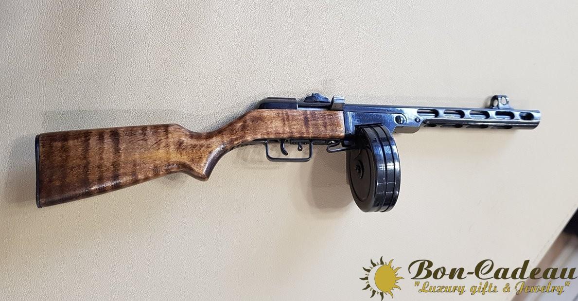 Пистолет-пулемёт Шпагина (ППШ) 1:4