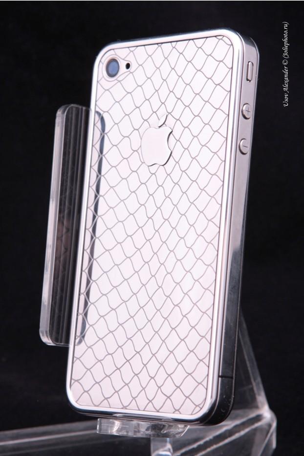 iPhone Platinum Dragon