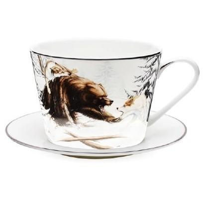 Чайная пара «У берлоги»