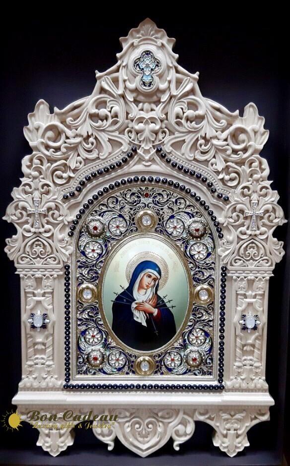 Икона Пресвятой Богородицы (варианты)