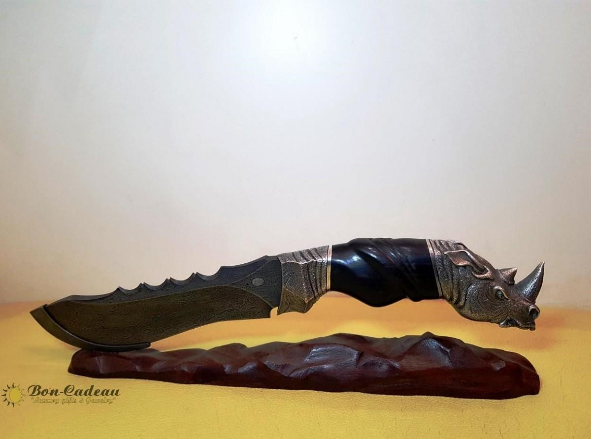 Нож Африканский носорог