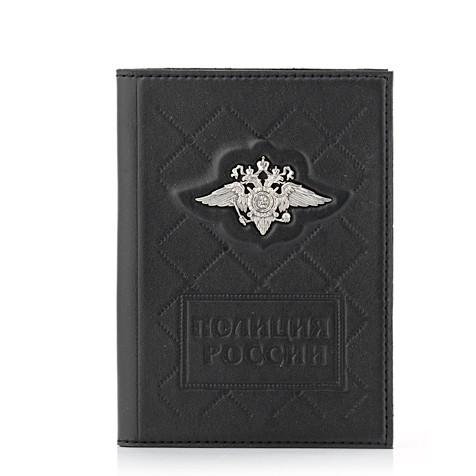 Обложка для паспорта «Полиция»