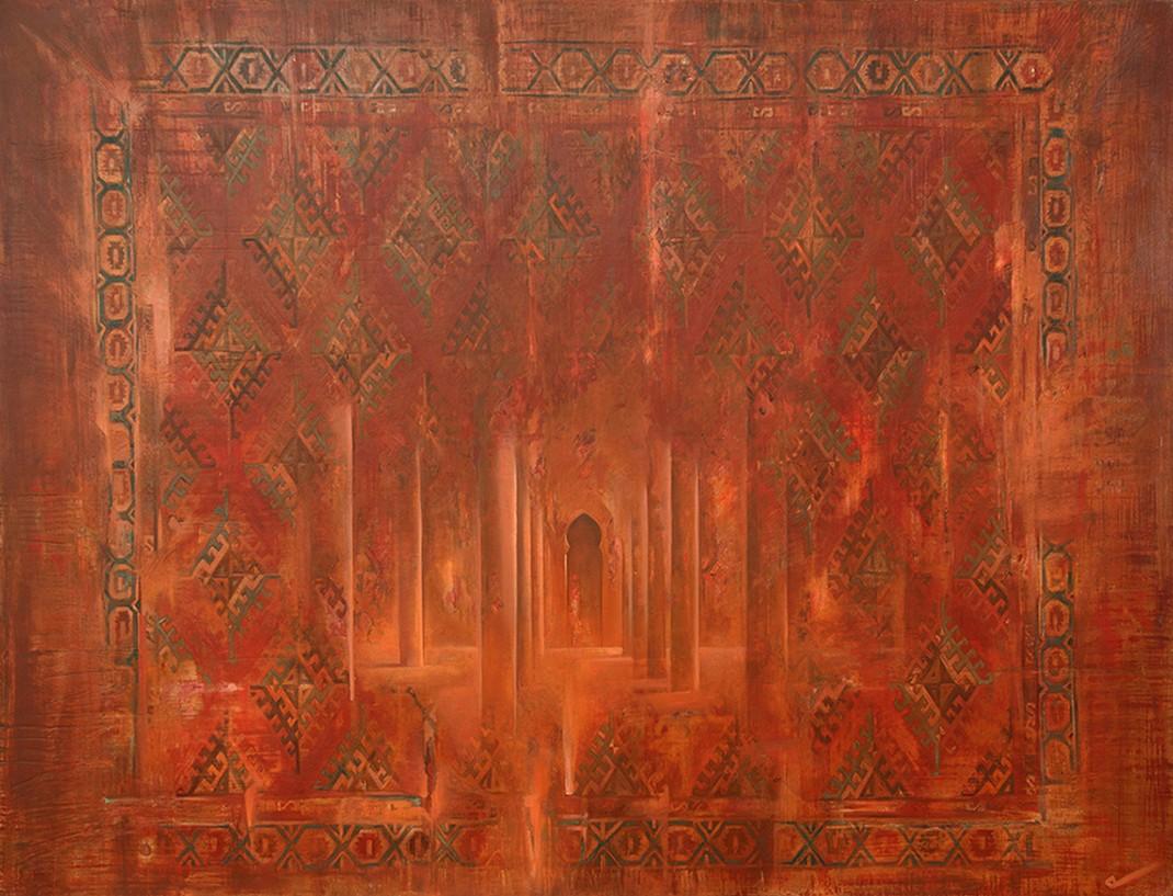 Yomud (111x146 см)