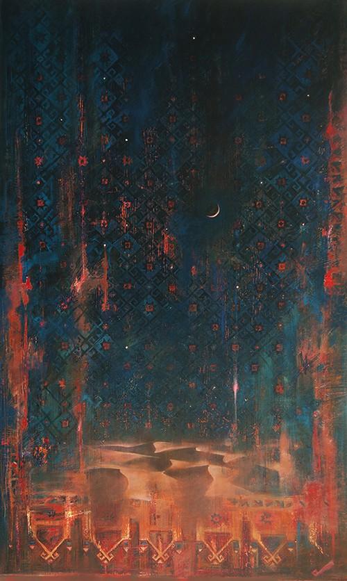 The Stars Of The Seljuks (149x89 см)
