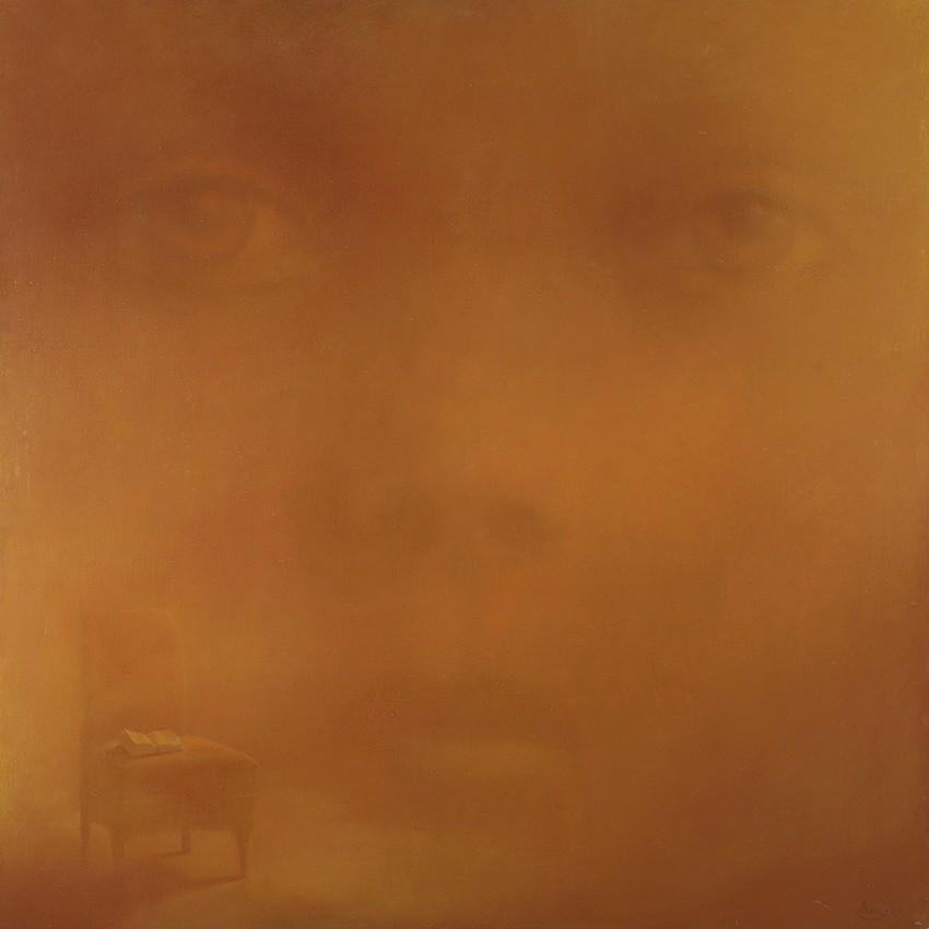 Sandy Angel (120x120 см)