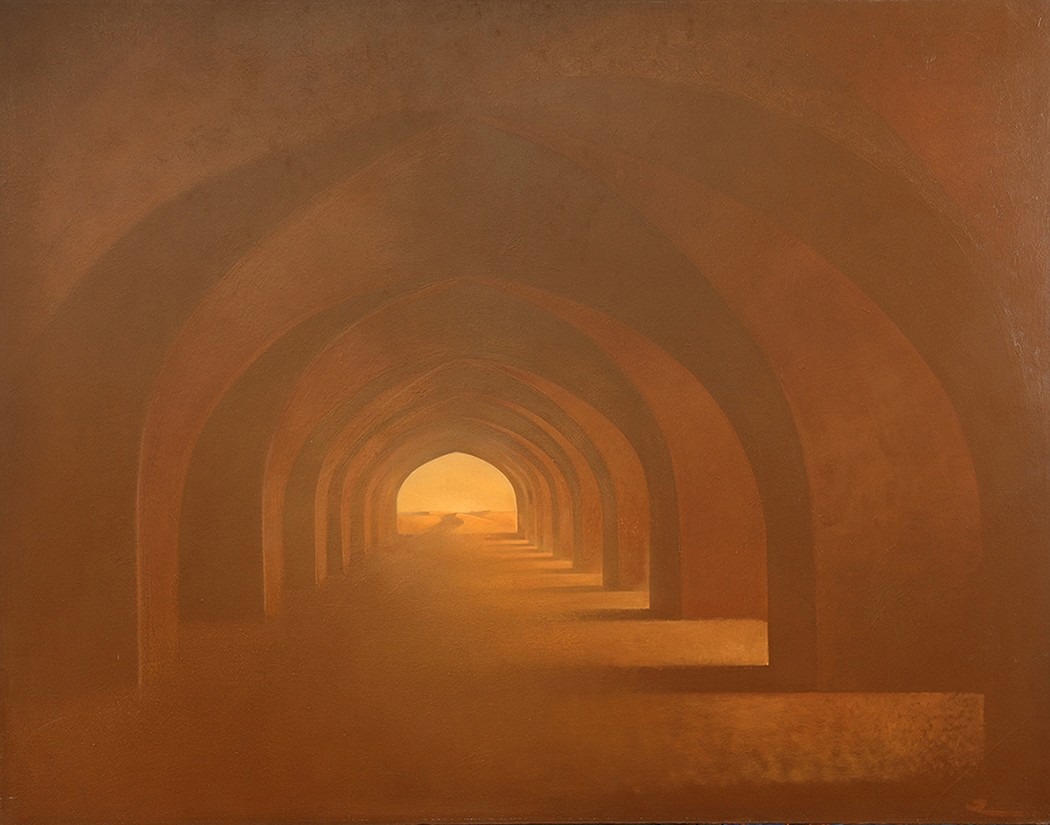 Картина The Way (114x146 см)