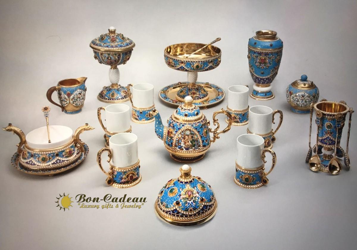 Чайный набор Русь традиционная