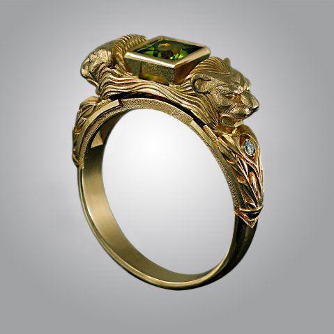 Эксклюзивное кольцо «Классика»