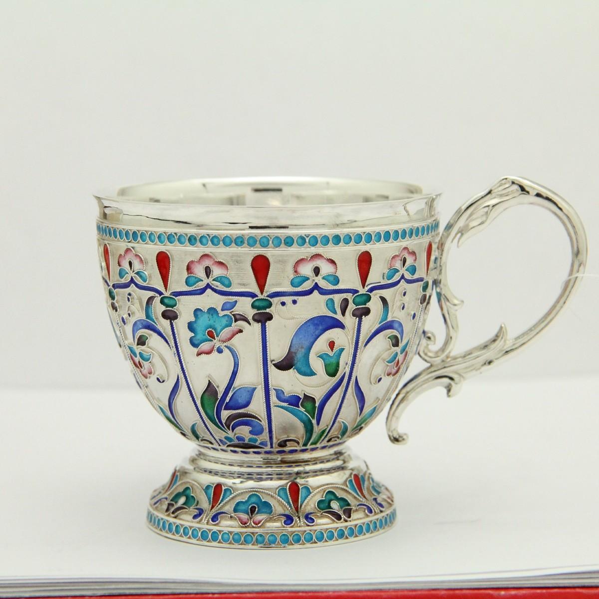 Чайная пара Боярская
