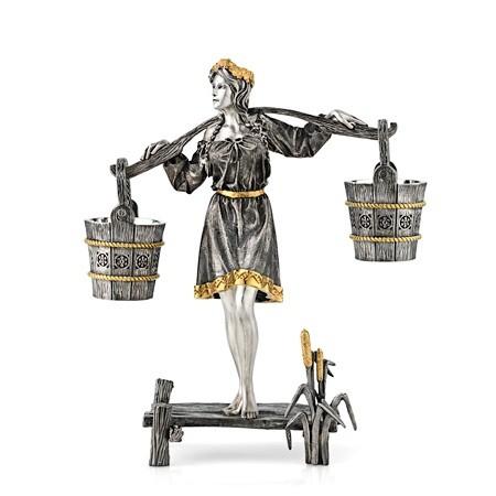 Набор для водки «Крестьянка»