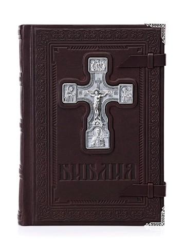 Библия «Дар» (телячья кожа, серебро)