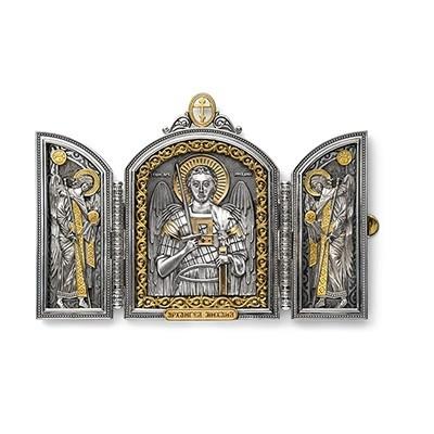 Складень «Святой Михаил»