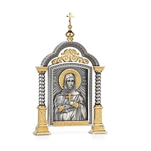 Парадная икона «Святая Наталия»