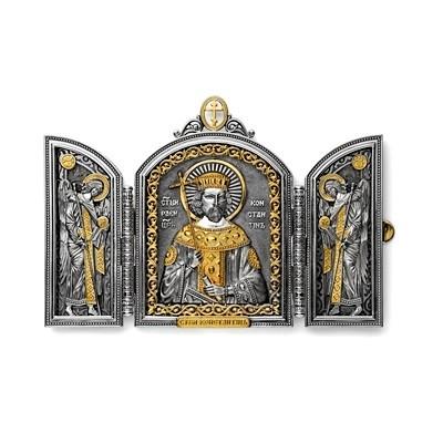 Складень «Святой Константин»