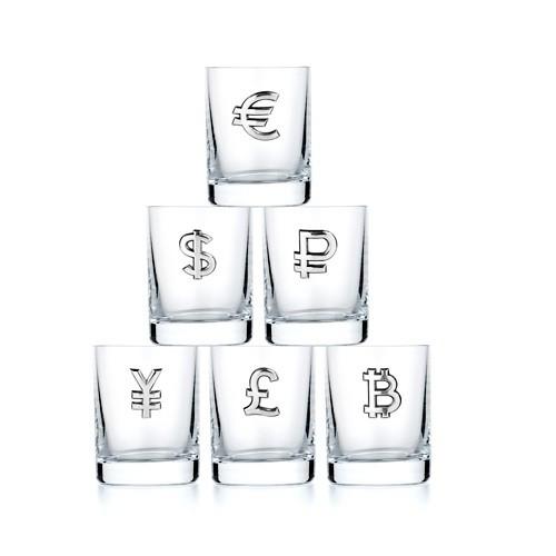 Набор стопок «Деньги»