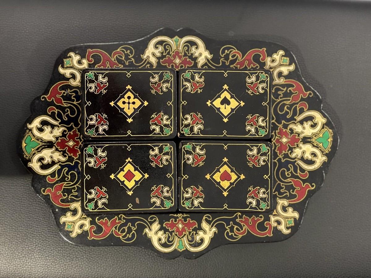 Комплект шкатулок из личной коллекции Ив Сен-Лорана