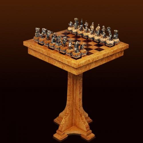 """Элитные шахматы """"Рыцарские"""""""